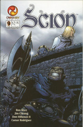 Scion (2000) -9- Scion #9