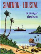 (AUT) Loustal - Le passager clandestin