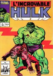 L'incroyable Hulk (Éditions Héritage) -180- La lune de miel est terminée !!