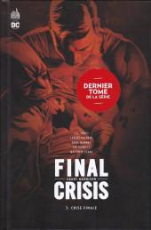 Final Crisis -3- Crise finale