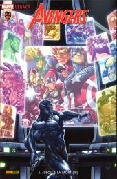 Marvel Legacy - Avengers (Marvel France - 2018) -5- Jusqu'à la mort (III)