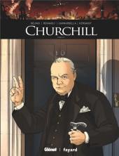 Ils ont fait l'Histoire -29- Churchill - Tome 2/2