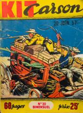 Kit Carson -30- Le soulèvement des indiens