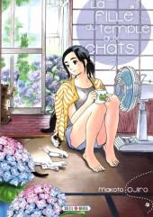 La fille du temple aux chats -2- Tome 2