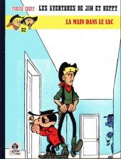 Jim L'astucieux (Les aventures de) - Jim Aydumien -32- La main dans le sac