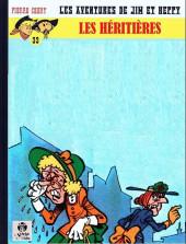Jim L'astucieux (Les aventures de) - Jim Aydumien -33- Les héritières