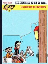 Jim L'astucieux (Les aventures de) - Jim Aydumien -35- Les coucous de cowedcow