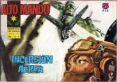 Alto Mando -9- Incursión aérea