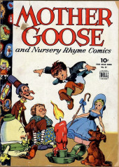 Four Color Comics (Dell - 1942) -59- Mother Goose and Nursery Rhyme Comics