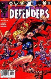 Defenders (The) (2001) -3- The Armies of the Slain