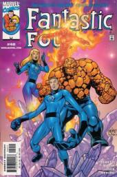 Fantastic Four Vol.3 (Marvel comics - 1998) -40- Into The Breach