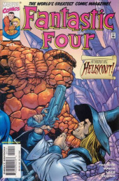 Fantastic Four Vol.3 (Marvel comics - 1998) -41- Marooned