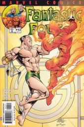 Fantastic Four Vol.3 (Marvel comics - 1998) -42- A Clear and Present Danger