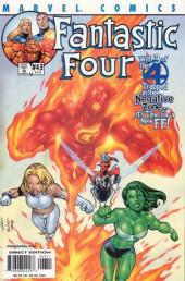 Fantastic Four Vol.3 (Marvel comics - 1998) -43- And The Walls Came Tumbling Down
