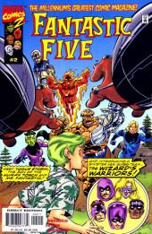 Fantastic Five (1999) -2- Fantastic Five #2