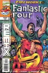Fantastic Four Fireworks (1999) -3- Explosion !
