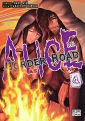 Alice on Border Road -4- Volume 04
