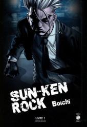 Sun-Ken Rock - Édition Deluxe -1- Livre 1