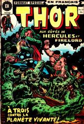 Thor (Éditions Héritage) -37- A la recherche de... Ego!