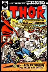 Thor (Éditions Héritage) -43- Midgard en feu!