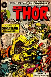Thor (Éditions Héritage) -52- Quand le Serviteur commande!