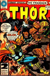 Thor (Éditions Héritage) -6162- Un dragon aux portes!