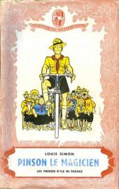 (AUT) Joubert - Pinson le magicien
