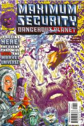 Maximum Security Dangerous Planet (2000) -1- A Very Dangerous Planet