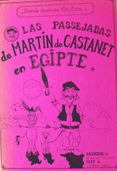 Martin de Castanet - Las passejadas de Martin de Castanet en Egipte