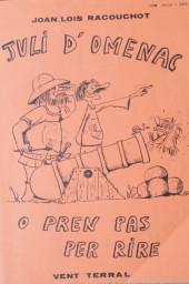 Juli Omenàs - O pren pas per rire