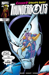 Thunderbolts Vol.1 (Marvel Comics - 1997) -24- The Eye of the Storm