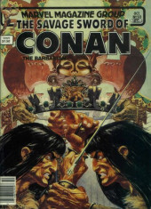 Savage Sword of Conan The Barbarian (The) (1974) -93- The world beyond the mists!