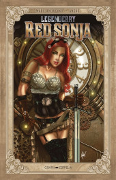 Legenderry -3TL- Red Sonja