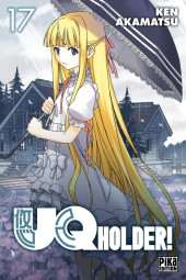 UQ Holder ! -17- Tome 17