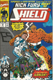Nick Fury, agent of S.H.I.E.L.D. (1989) -19- Downrange of the end of the world!