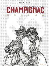 Champignac -1HC- Enigma