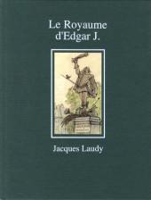 (AUT) Jacobs, Edgar P. -10- Le Royaume d'Edgar J.
