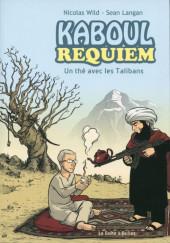 Kaboul requiem -1- Un thé avec les Talibans