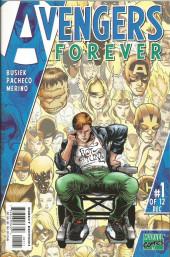 Avengers Forever (1998) -1- Destiny made manifest