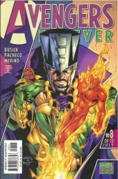 Avengers Forever (1998) -8- The secret history of the Avengers