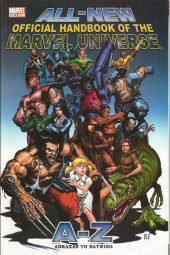 All-New official handbook of the Marvel universe A to Z (2006) -1- Abraxas to Batwing