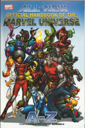 All-New official handbook of the Marvel universe A to Z (2006) -3- Copperhead to Ethan Edwards