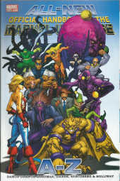 All-New official handbook of the Marvel universe A to Z (2006) -4- Damon Dran to Goodman, Lieber, Kurtzberg & Holliway