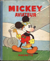 Mickey (Hachette) -8- Mickey aviateur