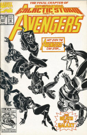 Avengers Vol. 1 (Marvel Comics - 1963) -347- Empire's end