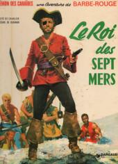 Barbe-Rouge -2c1975- Le Roi des Sept Mers