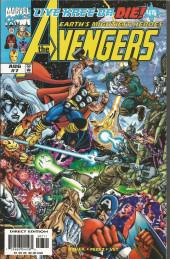 Avengers Vol.3 (Marvel comics - 1998) -7- The court martial of Carol Danvers