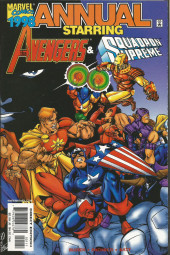 Avengers Vol.3 (Marvel comics - 1998) - To challenge a champion!