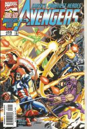 Avengers Vol.3 (Marvel comics - 1998) -12- Old entanglements