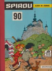 (Recueil) Spirou (Album du journal) -90'- Spirou album du journal